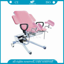 AG-S102D Hospital electric motorized movements gynecology therapy obstetric medical chair